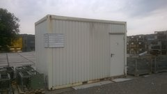 WC-Container, DB Netz AG